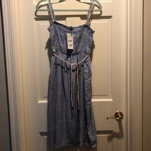 Zara Dresses - NWT Zara Dress with Smocking at Chest